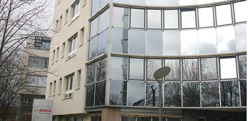 המבנה בשטוטגרט / צילום: מצגת החברה