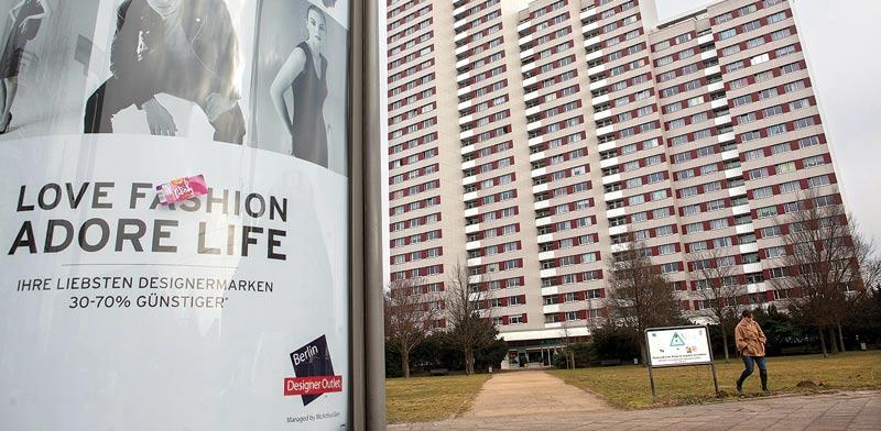 נדלן למגורים בברלין/ צילום: בלומברג