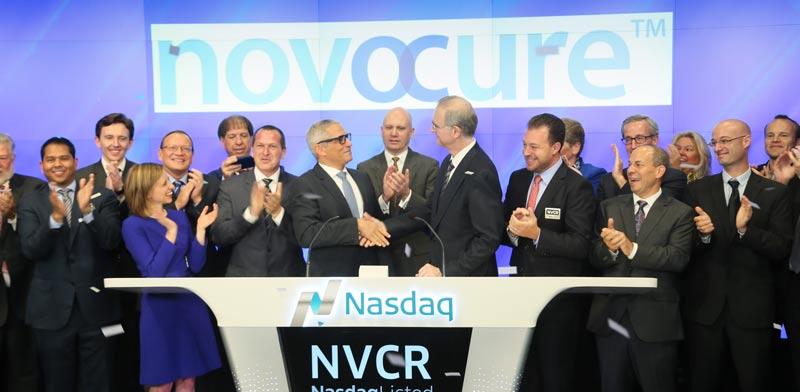 NovoCure Photo: Nasdaq