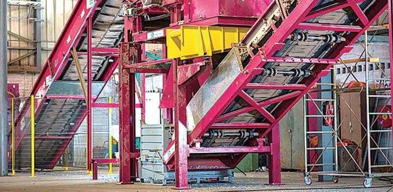 מפעל המיחזור של וו.טי.פי / צילום: אתר החברה