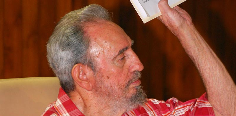 קסטרו פידל / צילום: רויטרס