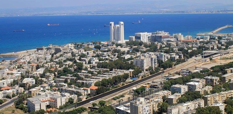 Haifa, photo: Shutterstock/ASAP Creative