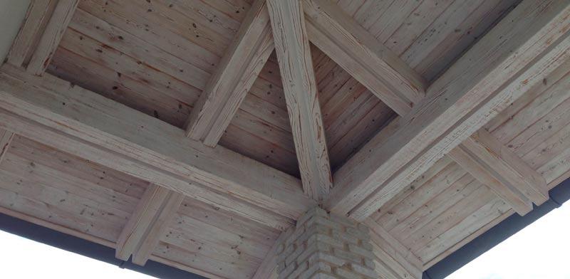 """גג כפרי, אדריכלות: נ.ש פרנקל ביצוע: """"מוגלי"""" / צילום אילן עמיחי"""