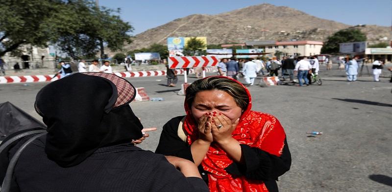 קאבול טרור, צילום: רויטרס