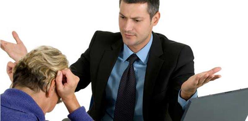 איך מנהלים משא-ומתן עם אדם שקרן / צילום: thinkstock