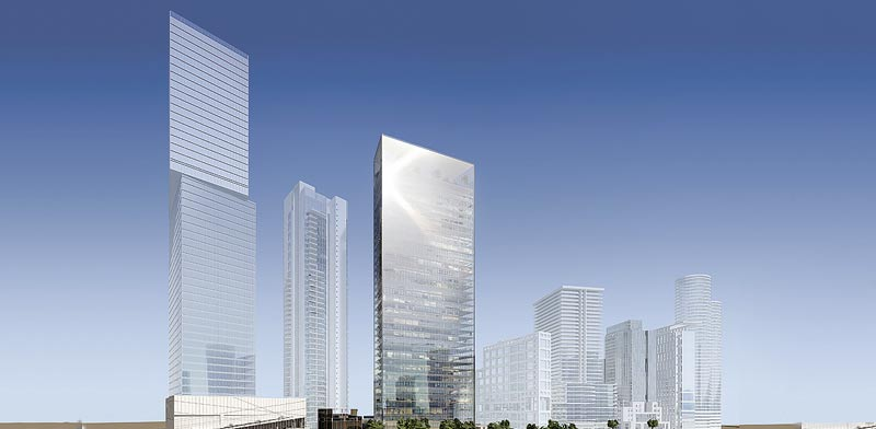 New Azrieli Tower Image: View Point