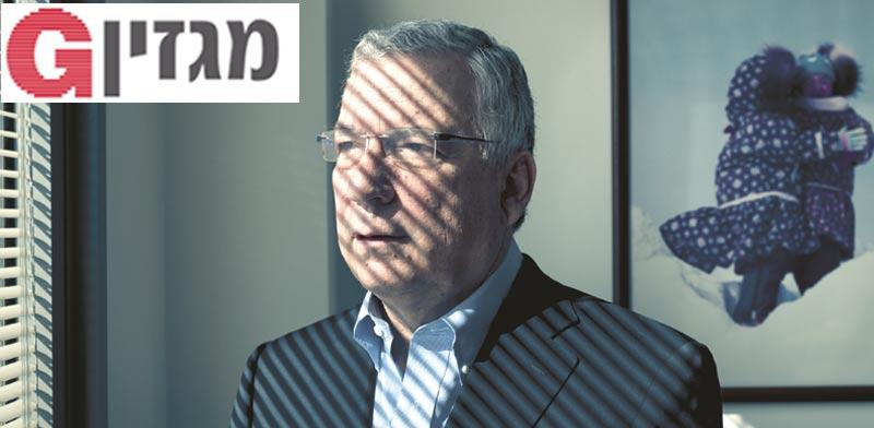 אבי לודומירסקי / צילום: יונתן בלום