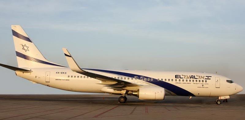 מטוסים של חברת אל על / צילום: סיון פרג'