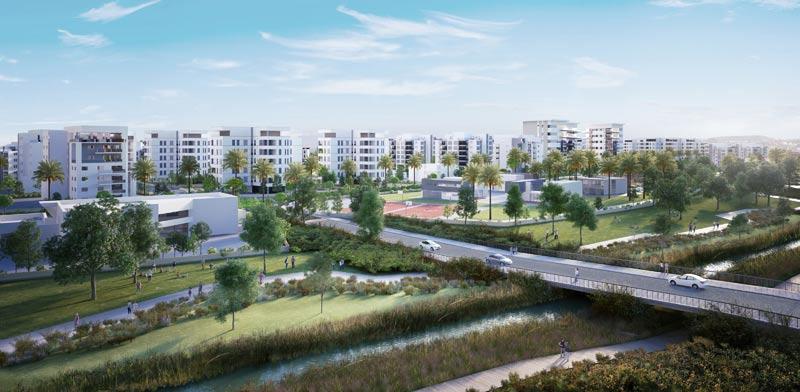 """תוכנית להקמת שכונה חדשה בשוהם אושרה סופית בותמ""""ל"""