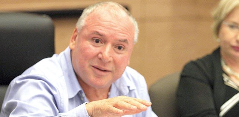 שר התקשורת דוד אמסלם / צילום: יצחק הררי, דוברות הכנסת