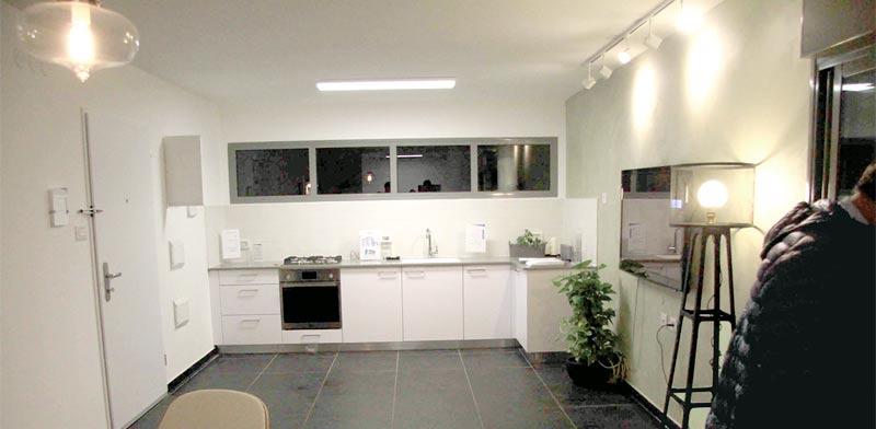 """דירה לדוגמה של מחיר למשתכן / צילום: יח""""צ"""
