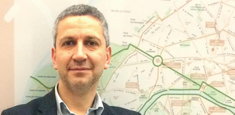 כריסטוף נאז'דובסקי, סגן ראש העיר והממונה על התחבורה / צילום: מירב מורן