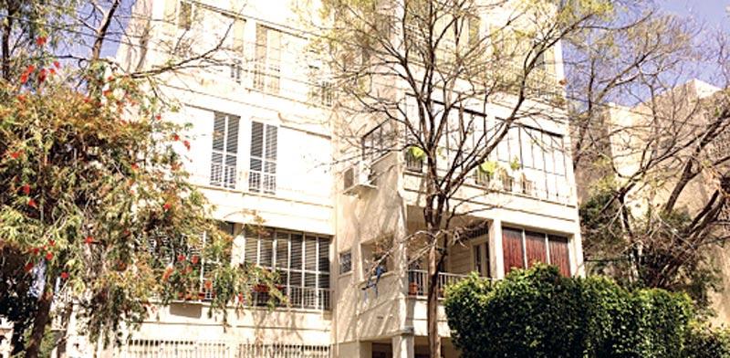 רחוב בארי, תל אביב / צילום: יחצ