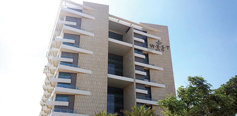 רחוב הרצל רוזנבלום בתל אביב / צילום: תמר מצפי
