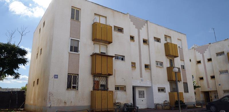 דירת 3 חדרים באופקים / צילום: איל יצהר