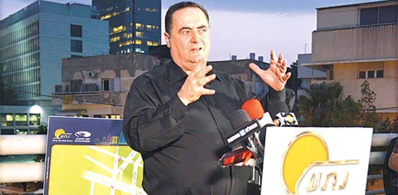 ישראל כץ / צילום: תמר מצפי