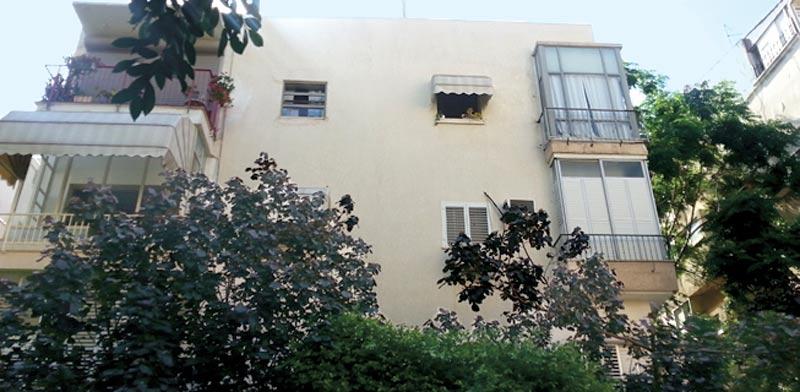 רחוב ויזל, תל אביב / צילום: איל יצהר