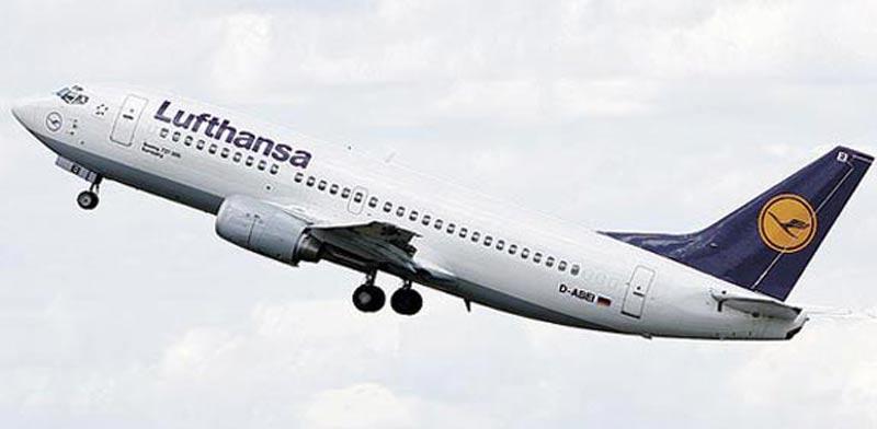 לופטהנזה, מטוס, תעופה / צילום: בלומברג