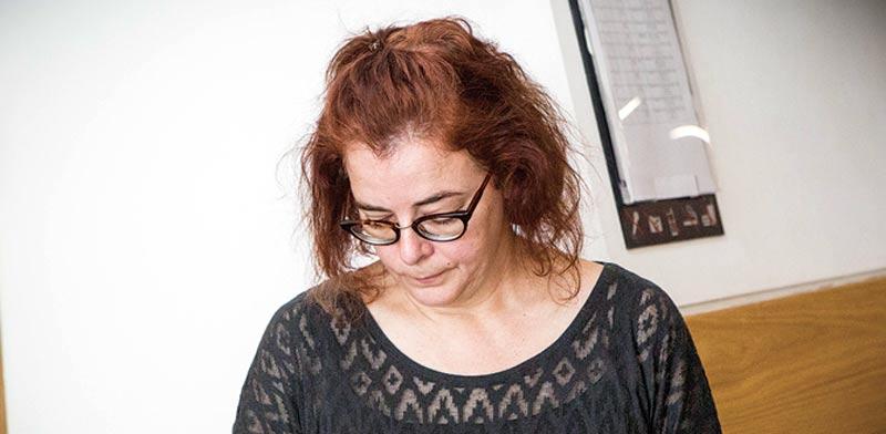 """עו""""ד איה לביא. נשלחה ל-3 שנות מאסר בפועל / צילום: שלומי יוסף"""