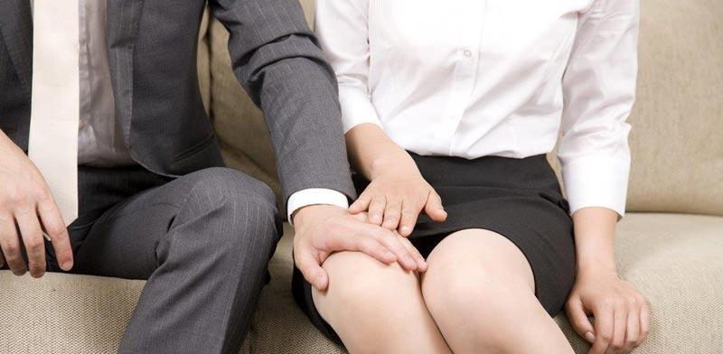 הטרדה מינית/ צילום:  Shutterstock/ א.ס.א.פ קרייטיב