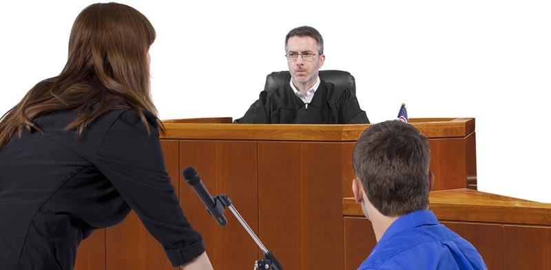 שימוע בבית משפט / צילום: Shutterstock א.ס.א.פ קרייטיב