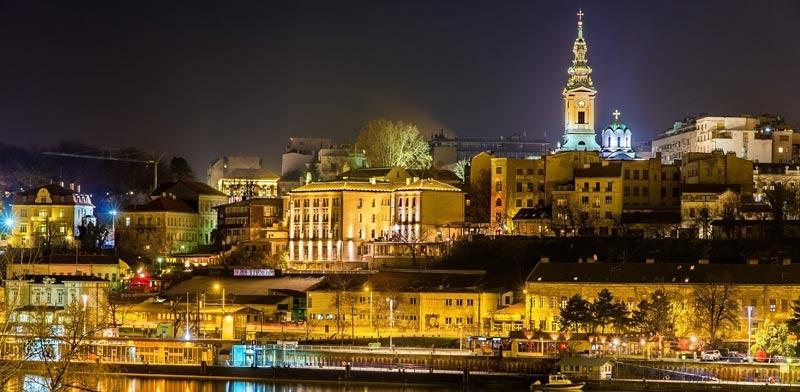 חיי לילה תוססים בבלגרד/  צילום: Shutterstock/ א.ס.א.פ קרייטיב