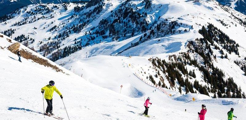 אתר הסקי מאיירהופן- אוסטריה/צילום:  Shutterstock/ א.ס.א.פ קרייטיב