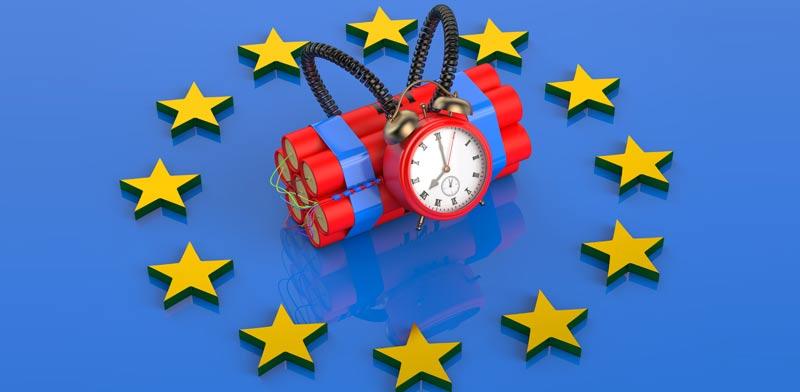 אירופה טרור / צילום: Shutterstock/ א.ס.א.פ קרייטיב