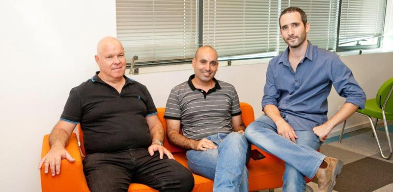 Eitan Vesely, David Lavid, David Almagor PR