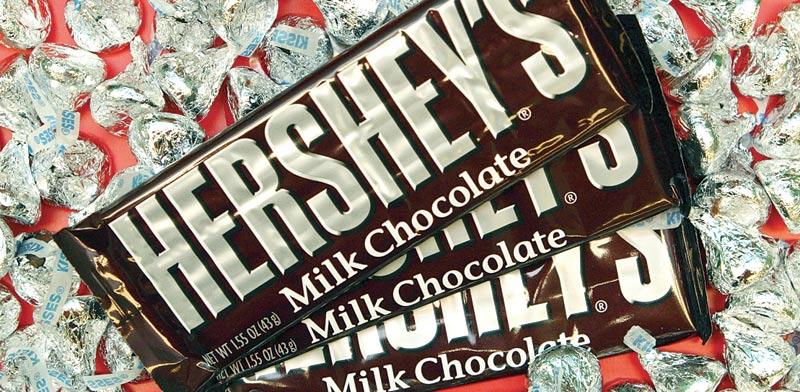 שוקולד הרשי / צילומים: בלומברג, Shutterstock