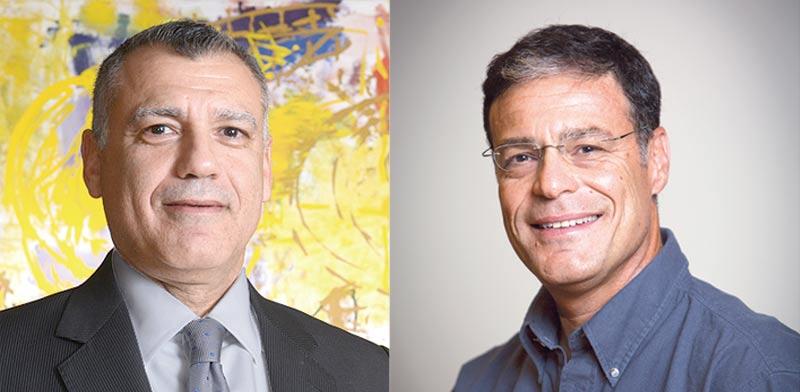 אבירם ואמיר / צילומים: אלון רון ואיל יצהר