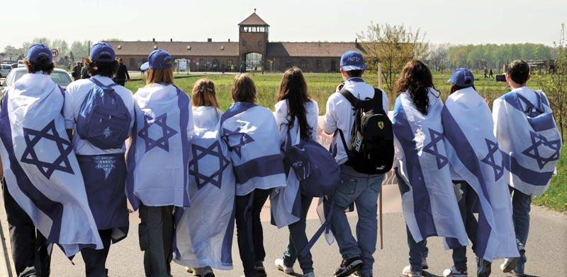 טיולי המחנות לפולין  / צילום: משה מילנר - לע``מ