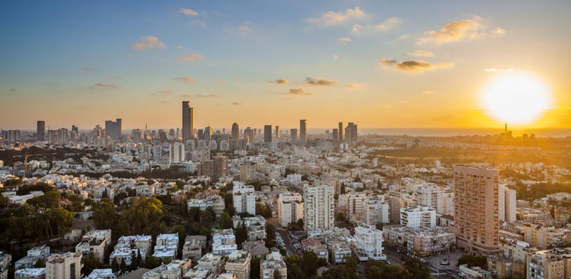 תל אביב ורמת גן / צילום: צילום: Shutterstock א.ס.א.פ קרייטיב