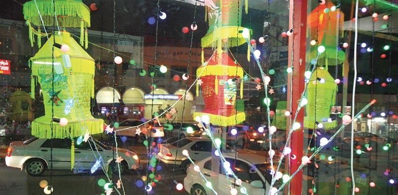 קישוטי חג / צילום: יותם יעקבסון