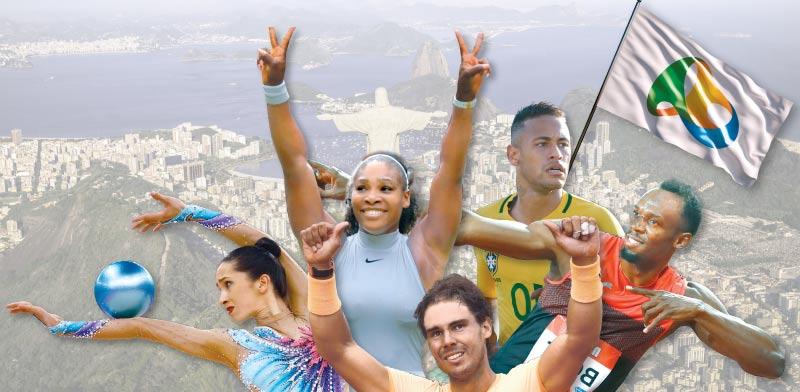 אולימפיאדת ריו / צילומים: רויטרס ו– Shutterstock / א.ס.א.פ קרייטיב
