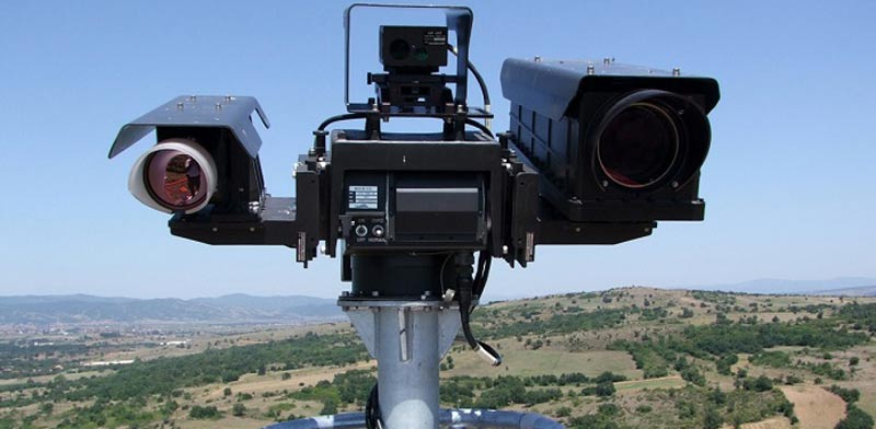 Elbit observation system Photo: PR
