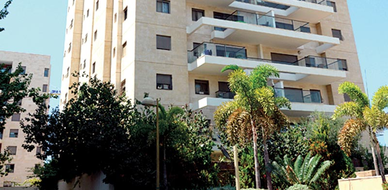 Kiryat Ono apartments