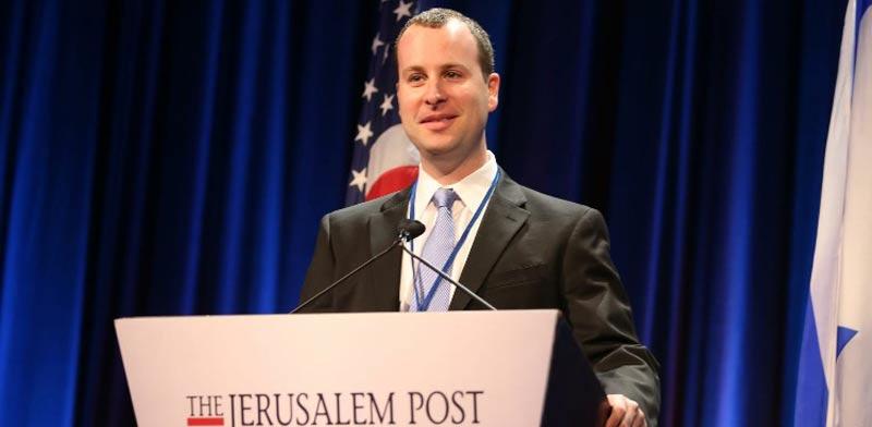יעקב כץ  ג'רוזלם פוסט / צילום: מרק ישראל סיילם