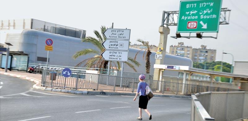 בדרך לתחנה / צילום: תמר מצפי