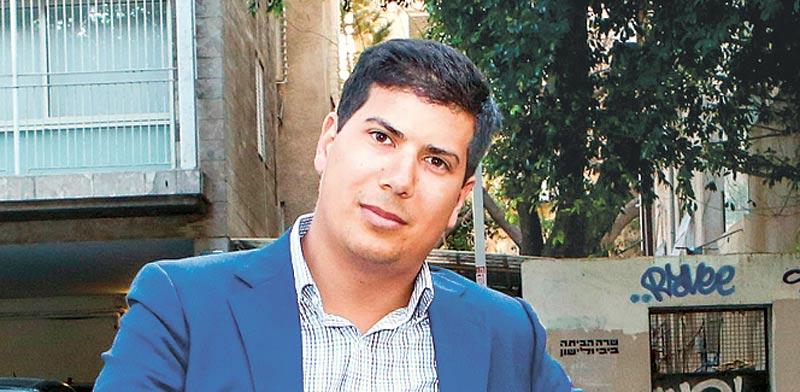 """עו""""ד עמית חדד / צילומים: שלומי יוסף"""