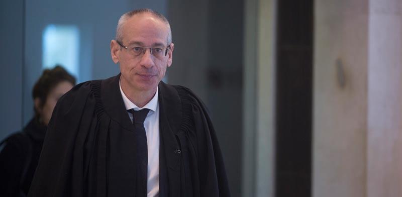 עורך דין נבות תל צור / צילום: ליאור מזרחי