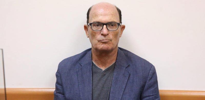 אבריאל בר-יוסף, מהחשודים בתיק 3000 / צילום: מוטי קמחי-ynet