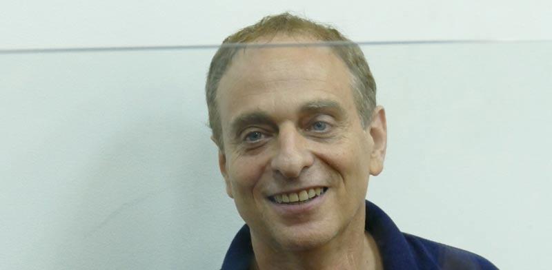 מודי זנדברג האכרת מעצר/ צילום: אמיר מאירי