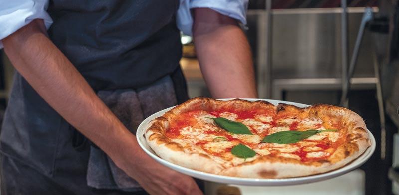 פיצה מרגריטה  / צילום:אנטולי מיכאלו