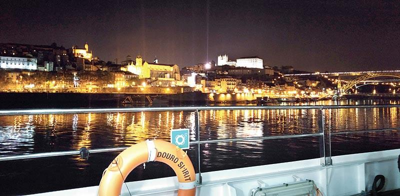 פורטוגל, פורטו הנוף משתנה כל הזמן / צילום:  זהרה רון