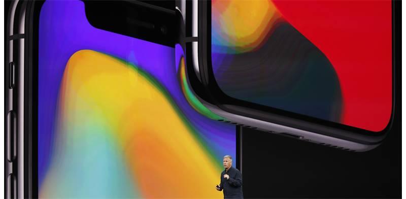 השקת האייפון X. צילום: רויטרס