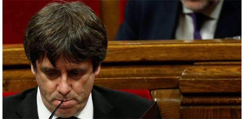 נשיא קטלוניה / צילום: רוייטרס