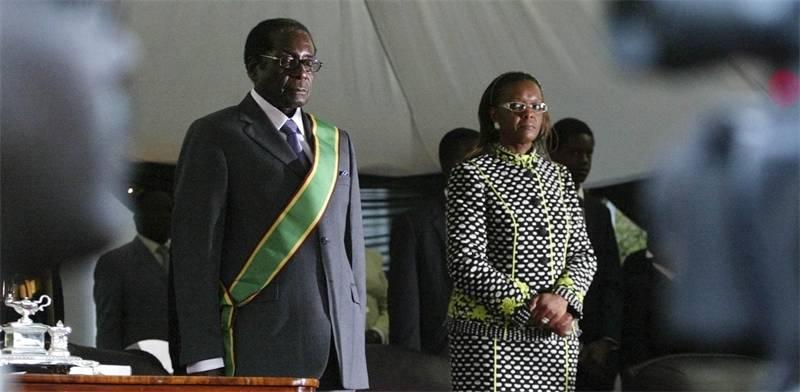 רוברט מוגאבה. צילום: רויטרס