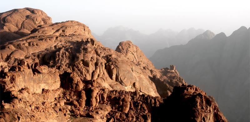 אזור ההר הגבוה בסיני / צילום: Shutterstock   א.ס.א.פ קריאייטיב
