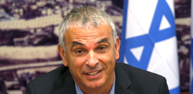 Moshe Kahlon  photo: Ronen Zvulun, Reuters